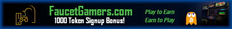 Free BTC for Playing Pacman, Arcade Game Contests and Hourly Faucet with Jackpot!